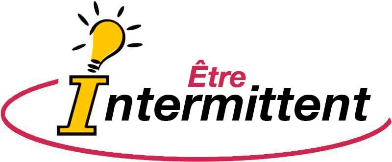 Le logo de Être Intermittent